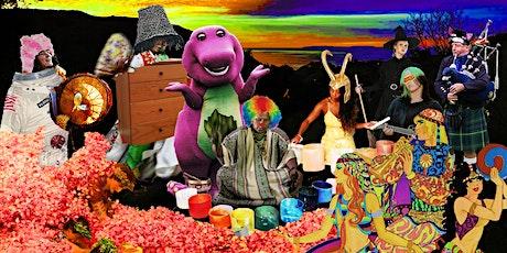 Malibu Ritual Jam and Shamanic Soundbath - Halloween Costume Edition tickets