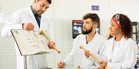 Monitoria Prática de Anatomia M3 - 26/10/2021 ingressos