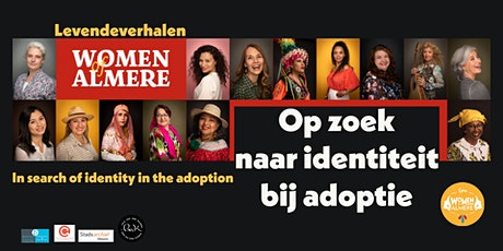 Op zoek naar identiteit bij adoptie tickets