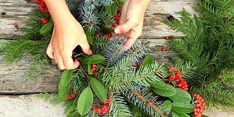 Build Your Own Wreath (Session 1) tickets