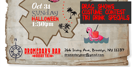 Brunch Marks The Spook! - Brooklyn/NYC Halloween Drag Brunch tickets