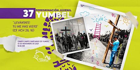 Peregrinación Juvenil Yumbel 2021 entradas