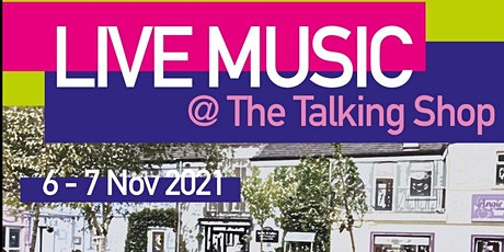 Live Music @ The Talking Shop - Sound from Hong Kong tickets