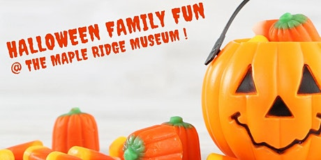 Halloween Family Fun at MRM! tickets