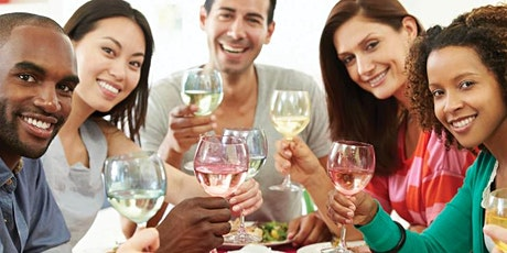 Networking Over Wine tickets
