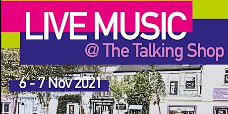 Live Music @ The Talking Shop - Improvisation tickets