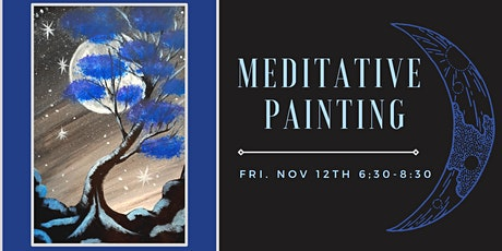 Meditative Painting tickets