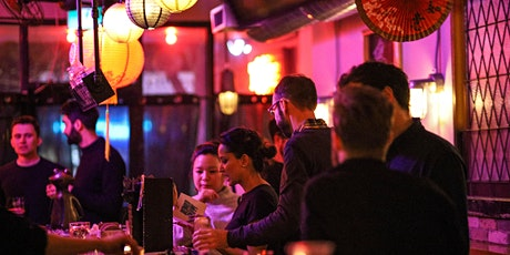 Toronto Dating Hub Halloween Social at Opium Bar tickets