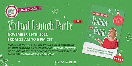 2021 GF Mom Certified Holiday Guide Virtual Launch Party #Glutenfree tickets