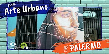 Visita Guiada | Arte Urbano - Palermo | 10/10   15h entradas