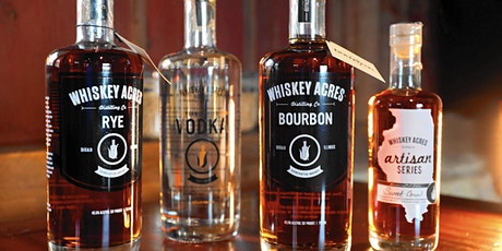 Spirit Club tasting at the Wagner House featuring Whiskey Acres tickets
