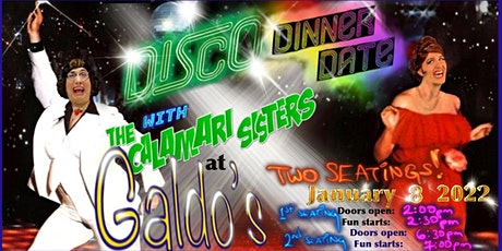 The Calamari Sisters' Disco Date - Philly tickets
