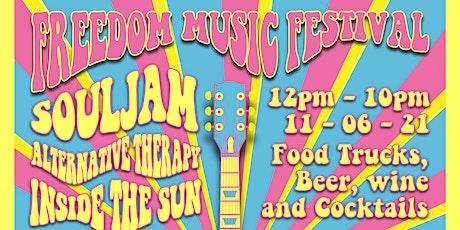 Freedom Music Festival tickets