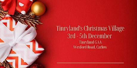 Tinryland's Christmas Village tickets