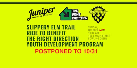 Bikes&Brews: Slippery Elm Trail Rider To Benefit The Right Direction.org tickets