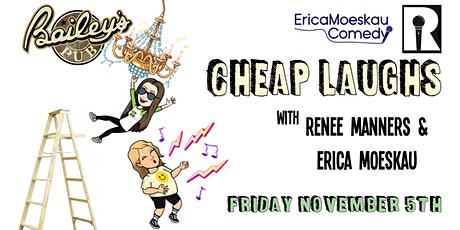 Cheap Laughs Comedy Show tickets