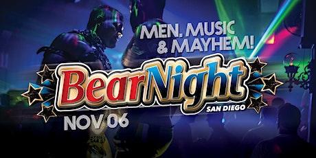 Bear Night: November 6 tickets