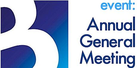 BDCC Virtual Annual General Meeting 2021 tickets