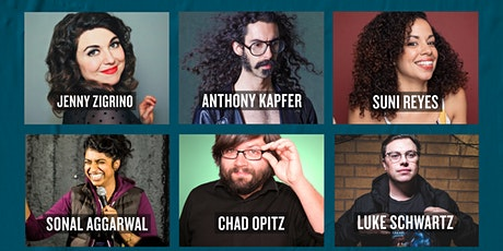 KO Comedy Live on Zoom: Sunday, October 24th, 2021 tickets