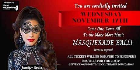 RHONJ Jennifer Aydin's Charity Masquerade Ball at 46 Lounge tickets