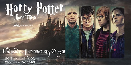 Harry Potter Movies Trivia at New Anthem Beer Project tickets