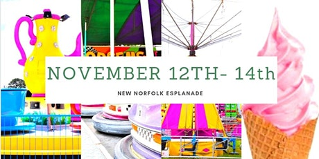 New Norfolk Family Funfair tickets