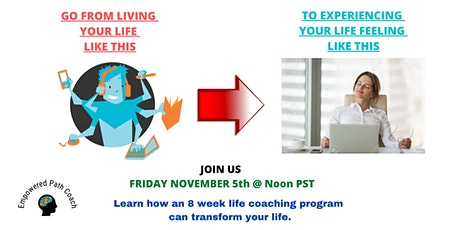 """The 2 month """"Press Pause"""" Coaching Program. tickets"""