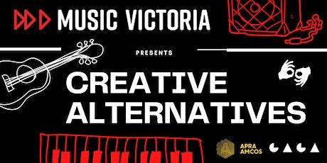 Creative Alternatives tickets