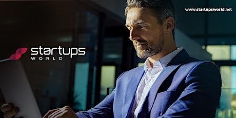 Startups World International Conference tickets