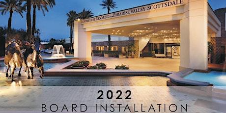 Scottsdale Women's Council of Realtors 2022 Board Installation tickets
