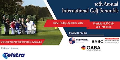 10th Annual International Golf Scramble - AACC | BABC | GABA tickets