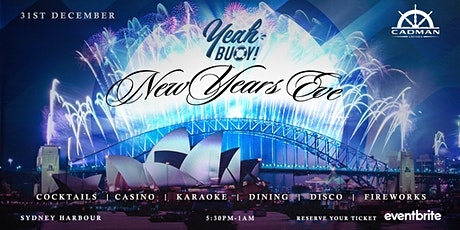 Yeah Buoy - New Years Eve Fireworks - All Inclusive -  Dinner + Boat Party tickets