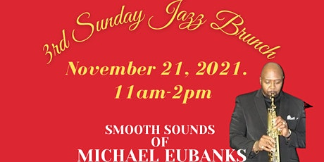 3rd Sunday Jazz Brunch--Art in this Space tickets