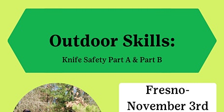 Outdoor Skills: Knife Safety Part A & Part B - Kings tickets