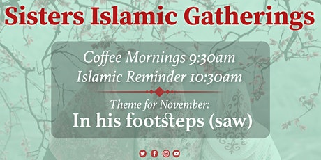 Sisters Islamic Gatherings tickets