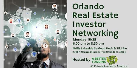 Orlando Real Estate Investor Networking tickets