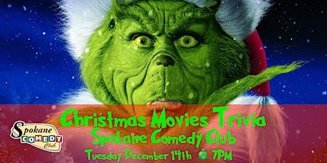 Christmas Movies at Spokane Comedy Club tickets