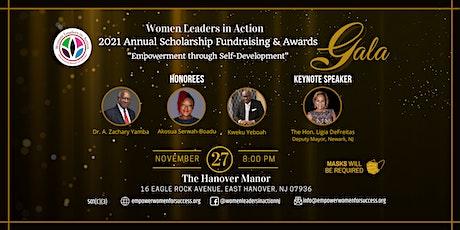 WLA 2021 Annual  Scholarship Fundraiser &  Gala Awards tickets