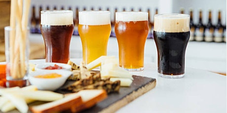 Beer and Cheese Pairing Night tickets