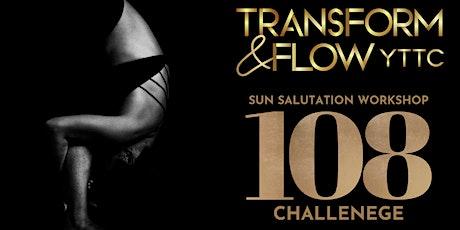 GO DEEPER: 108 Sun Salutations Workshop tickets