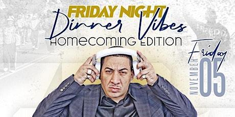 FRIDAY NIGHT DINNER VIBES   KID CAPRI @ STATS tickets