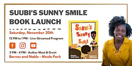 Suubi's Sunny Smile Book Launch tickets