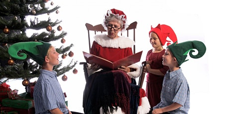 Cookies, Cocoa & Crafts with Mrs. Claus tickets