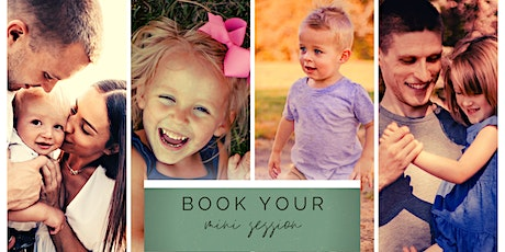 Fall Family Photos! Mini Photography Session Day at Queeny Park tickets