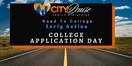 COLLEGE APPLICATION PAYMENT DAY tickets