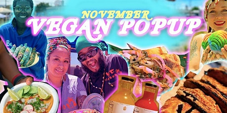 November Vegan Popup! tickets