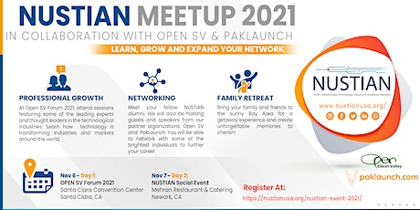 NUSTIAN Meetup 2021 - Day 2 tickets
