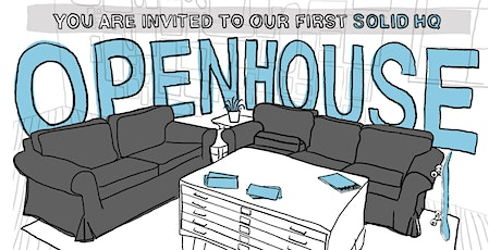 SOLID HQ Open House tickets