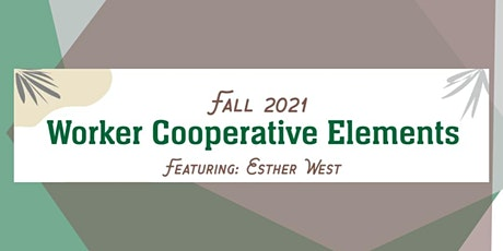 Cooperative Elements 101 tickets