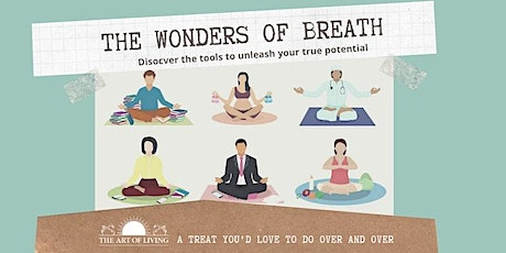 The Wonders of Breath tickets